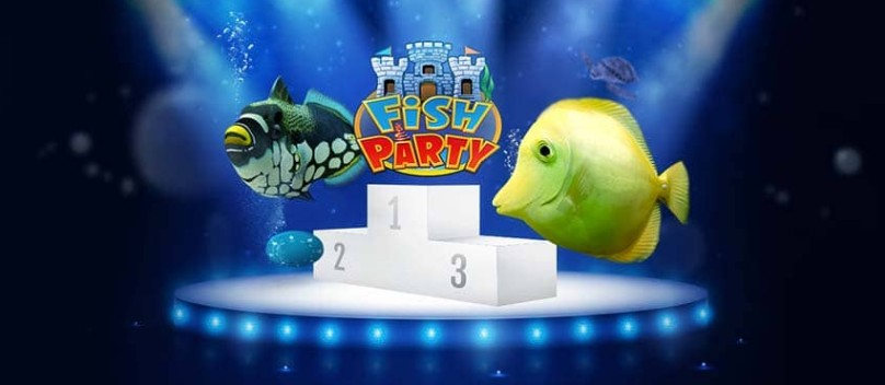 nordicbet poker fish party